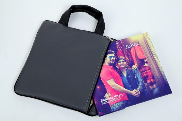 Eline wedding album bag