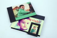 Eline Birthday Album Designs